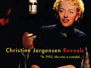 Christine Jorgensen Reveals