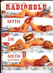 myth or meth, radiohole